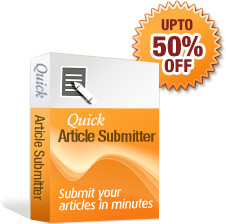Submit, Schedule, Publish Articles Instantly: Quick Article Submitter